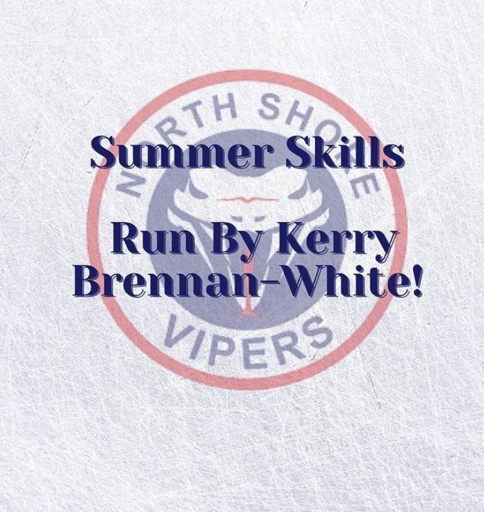 2021 Summer Skills Image